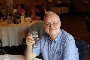 Elmar Egold bei seinem 60ten Geburtstag