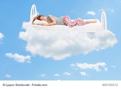 """Das körperliche Gefühl reicht von absolut entspannt und angenehm schwer bis zu """"in Watte gepackt"""" und federleicht"""